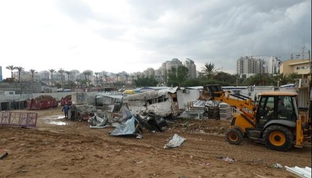 נזקי טבע באתר בניה