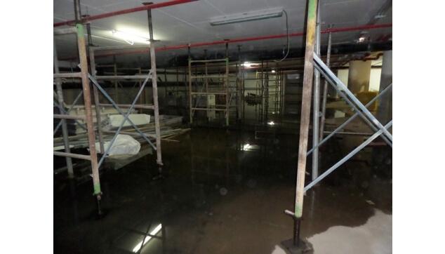 הצפה כתוצאה מנזק טבע